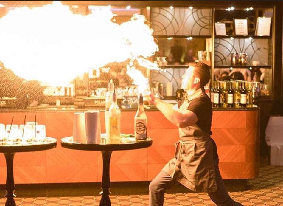 bartender event