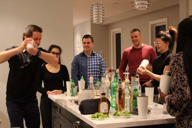 bartending workshop toronto