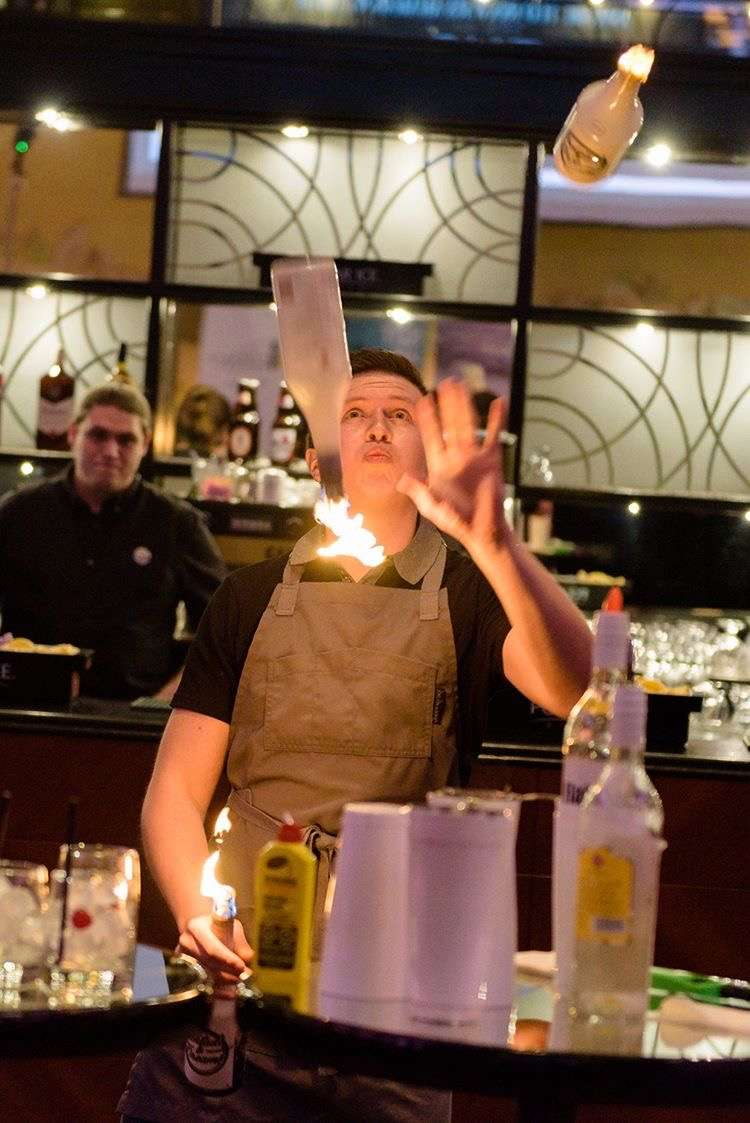 flair bartenders toronto